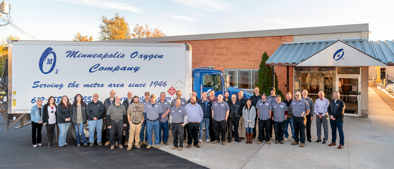 Minneapolis Store and Headquarters - Gas Supplier